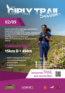 Girly Trail Session® - Collioure