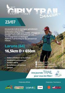 Girly Trail Session® - Laruns