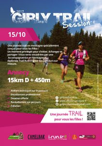 Girly Trail Session® - Annecy