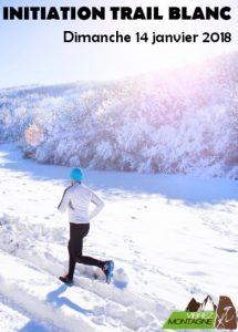 Initiation Trail Blanc
