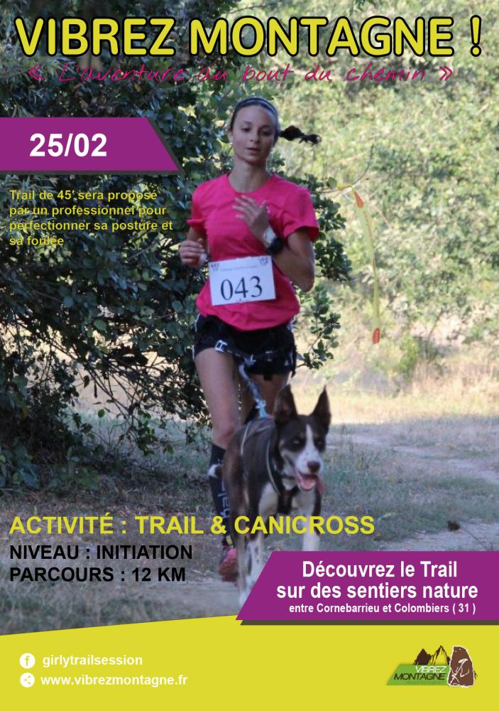 trail-canicross