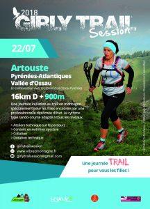 Girly Trail Session® - Vallée d'Ossau