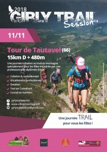 Girly Trail Session® - Tour de Tautavel