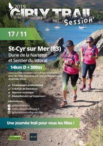 Girly Trail Session® - Saint-Cyr-sur-Mer