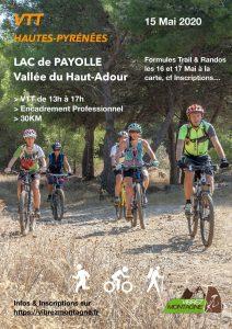 Osez le VTT ! - Lac de Payolle (65)