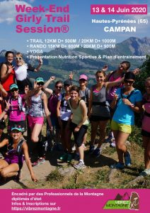 Week-End Girly Trail Session® - Hautes-Pyrénées