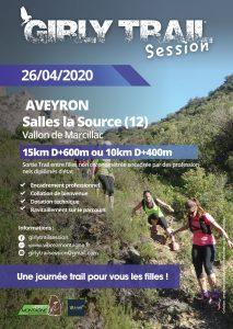 Girly Trail Session® - Aveyron