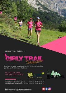 Girly Trail Session® - Hautes-Pyrénées