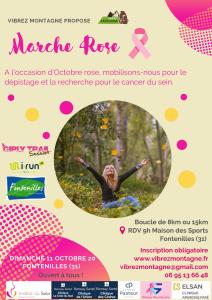 Marche Rose - Haute-Garonne
