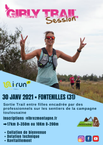 Girly Trail Session® - Fontenilles (31)