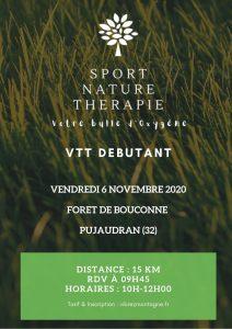 VTT Débutant - Forêt de Bouconne (31)