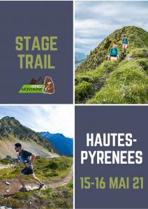 STAGE TRAIL- HAUTES-PYRÉNÉES - CAMPAN (65)